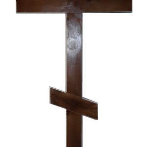 Крест Сосна Темный (фреза)